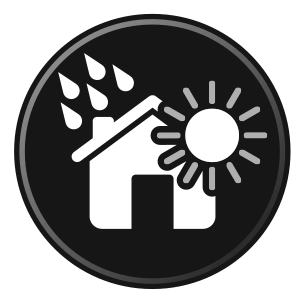 Interior & exterior use